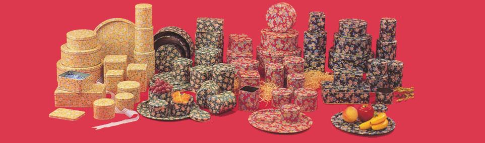 各種鐵罐包裝之專業製造廠